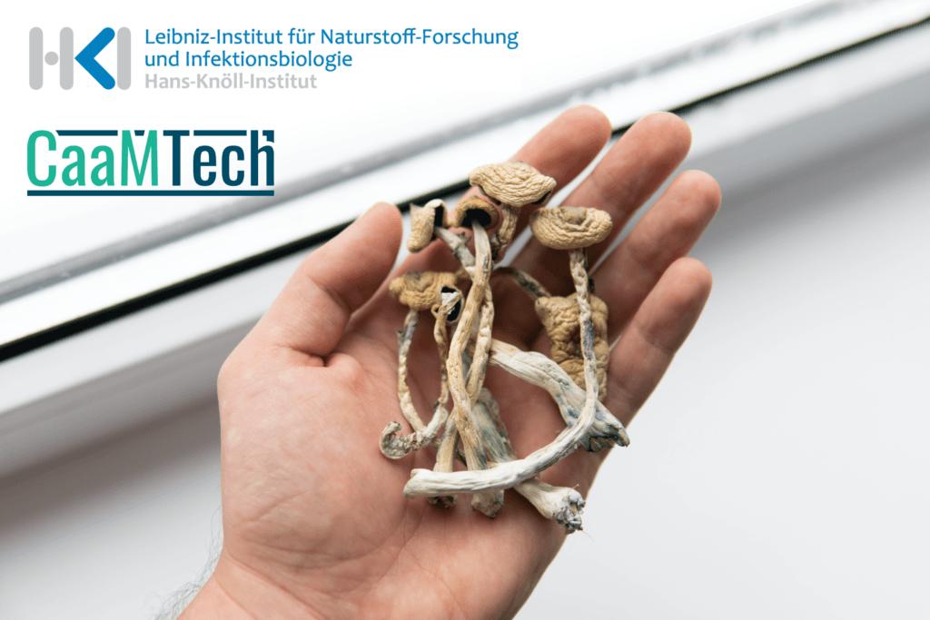 CaaMTech and HKI Jena Partnership Image