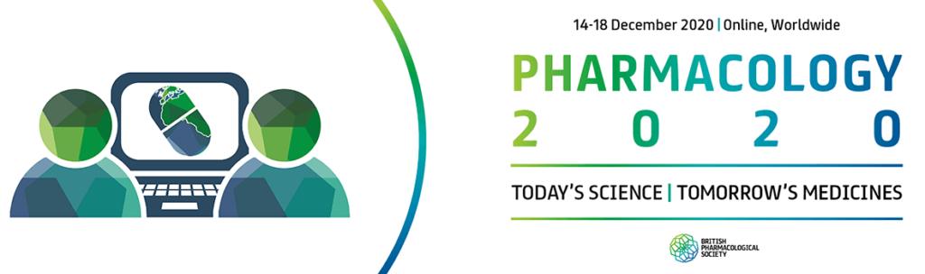 Pharmacology 2020 Logo