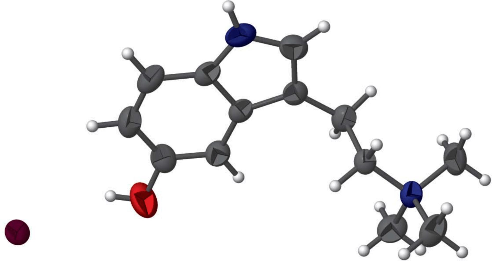 Bufotenidinium iodide
